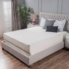 mattress 10 inch. choice 10-inch queen-size memory foam mattress by christopher knight home 10 inch 9
