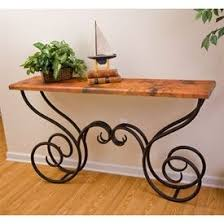 rot iron furniture. Wrought Iron Milan Console Table By Mathews Rot Furniture S