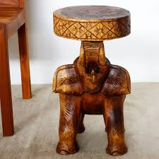 to go to elephant end table