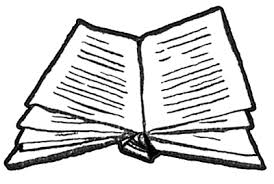400x269 how to draw open books step by step drawing lesson