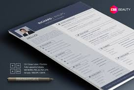 Modern Resume Templates Psd 40 Free Resume Templates 2018 Professional 100 Free
