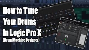 Drum Machine Designer Logic Pro X Download