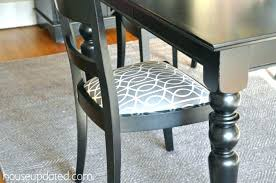 how to recover dining room chairs mid century modern chair