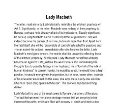 essays on lady macbeth lady macbeth essay majortests