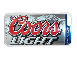 Case Coors Light Amazon Com Coors Light Beer Can Iphone 6 6s Plus Cases
