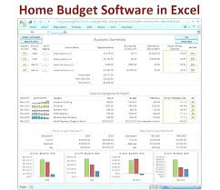 Budget Sheet Simple Budget Template Printable Home Budget Worksheet ...