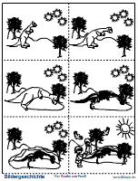 Bildergeschichten zum ausdrucken in der grundschule und in höheren klassen. Bildergeschichten Im Kidsweb De
