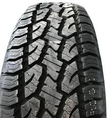 New Tire 235 75 15 Trail Guide At All Terrain 109s Xl Owl