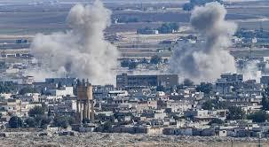 Risultati immagini per immagine del conflitto turco con la siria