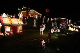 Temecula Ca Christmas Lights 6 Inland Neighborhoods Whose Christmas Lights Shine