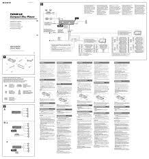 sony xplod cdx gt230 wiring diagram lukaszmira com throughout sony xplod 52wx4 wiring harness diagram at Sony Xplod Wiring Harness Diagram