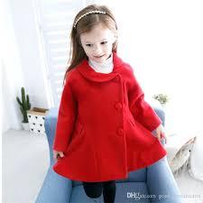 best toddler winter coat girls winter coats solid color royal blue children winter coat for toddler girls woolen