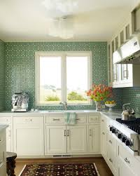 Mosaic Tile Kitchen Backsplash White Mosaic Tile Kitchen Backsplash Home Design Ideas