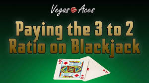 3 To 2 Blackjack Payout Chart Paying The 3 To 2 Ratio On Blackjack