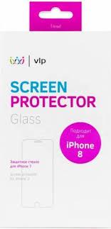 <b>Защитное стекло VLP Glass</b> для Apple iPhone 7 (глянцевое ...