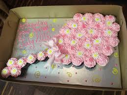 Pullapart CupcakesPull Apart Baby Shower Cupcakes