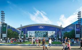 Ford Center Frisco Tx Seating Chart Speedy Rise Of Cowboys Mixed Use Complex Project Of The