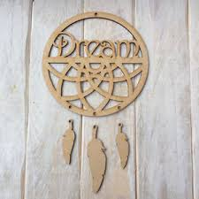 Design Your Own Dream Catcher MDF Wood Dream Catcher Make Your Own Dreamcatcher Wooden Dream Geo 78