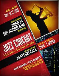 Concert Poster Design 24 Concert Poster Designs Design Trends Premium Psd