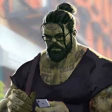 Professor Hulk Man Bun 4k-wallpapers ...