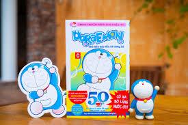 Ra mắt 2 ấn bản đặc biệt kỷ niệm 50 năm ngày Doraemon ra đời - Báo Quảng  Ninh điện tử