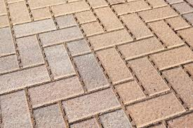 it often makes the colors of the pavers stand out giving them a clean look it also helps remove stains and grease from the pathways or driveways easily