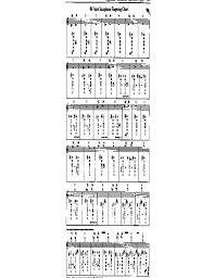 Tenor Sax Finger Chart Printable Tenor Saxophone Fingering Chart Free Download