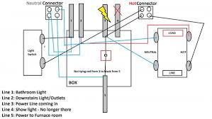 gfci won t power other outlets doityourself com community forums bathroom wiring diagram jpg views 1515 size 31 2 kb