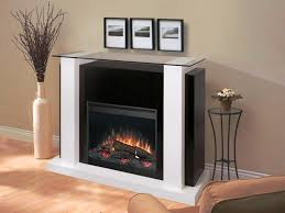 Home Electric Infrared Fireplace Heater Glass Realistic Log Flame Best Fireplace Heater