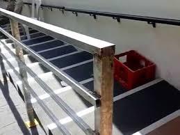 Montante redondo com baguete + barra superior. Como Fazer Corrimao Guarda Corpo Para Escada Em Comercio Alvara Youtube