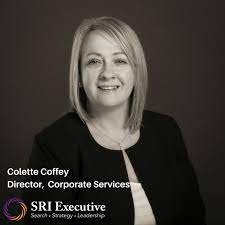 """SRI Executive on Twitter: """"Congrats to our colleague Colette Coffey on her  new position as the Director of Corporate Services of @SRIExecutive 👏🙏👍…  https://t.co/ukkSd0iUa0"""""""