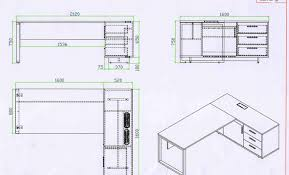 office desk dimensions. office desk dimensions standard c
