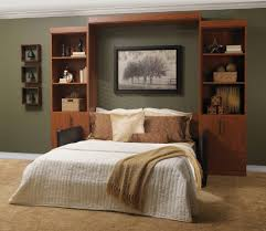 Hidden Bed Ideas Diy Horizontal Murphy Bed Without Kit Trundle Bed