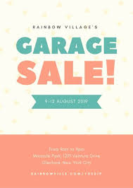 Free For Sale Flyer Template Yard Sale Flyer Template Free Fresh Yard Sale Flyer