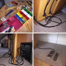 Jedes kabel, welches dann nicht erst einzeln durch den raum verlegt werden muss, verringert die gefahr eines unbeherrschbaren kabelsalates. Workshop Kabel Organisation Im Tonstudio Audio Strom Midi Daten Amazona De