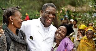 Resultado de imagem para fotos Denis Mukwege