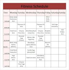Meal Calendar Sample Workout Schedule For Building Muscle Calendars ...