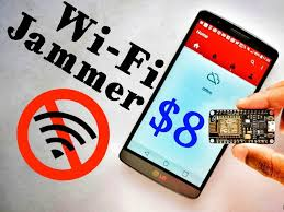 Maybe you would like to learn more about one of these? Diy Wifi Jammer With Esp8266 And Mobile App Hackster Io