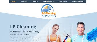 web design development company uk dneers lp cleaning services