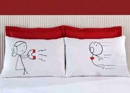 cute pillow cases. \u201cyou\u0027re irresistible\u201d couple pillowcases-cute | gift ideas for boyfriend cute pillow cases i