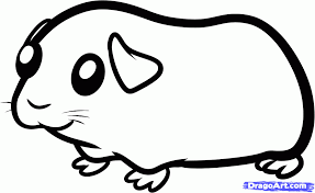 Small Picture Cartoon Guinea Pig Pictures Free Download Clip Art Free Clip
