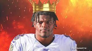 Lamar Jackson should be MVP favorite ...