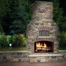 round outdoor fireplace custom screens