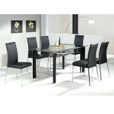 very attractive dining table with 6 chairs 34 dining room