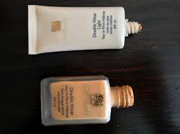 estee lauder double wear vs double wear light