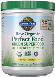 Garden of Life Raw Organic Perfect Food Green ... - Amazon.com