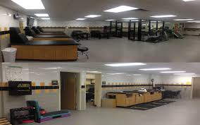 Athletic Training Facility Design Athletic Training Room Wagtsaff Gym Tyler Junior College