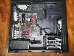 Fractal Design Arc Midi Black High Performance Pc Computer Case Atx Fractal Design Arc Midi Pc Case Electronics Computer