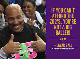 Lavar Ball Quotes Awesome Ranking LaVar Ball's Most Outrageous Quotes CBSSports