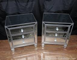 Mirrored Night Stands Bedroom Furniture Bedroom Nightstands Ikea Night Stands Mirrored